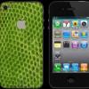 iPhone 4G de cuero