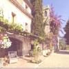 Castillo de fantasía en la Rivera francesa