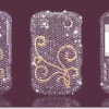 Blackberry con diamantes