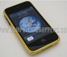 iPhone 3G de oro