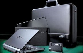 Sony VAIO James Bond