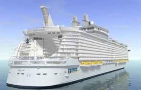 Crucero Oasis of the seas, una ciudad sobre el agua