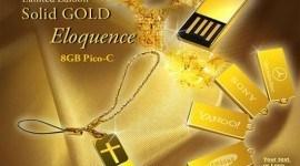8GB Pico-C de oro