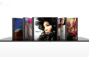 Coverflow de Apple llega a la vida real