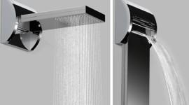Aquavolo. Una ducha de lujo y diseño