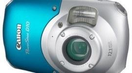 Canon Powershot D10 Sumergible