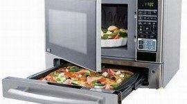 Microondas Kenmore de lujo .que hace pizza