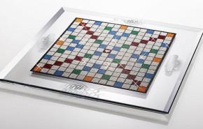 Scrabble de lujo con diamantes de $30.000 dólares