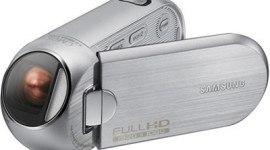 Filmadora Samsung HMX-R10 HD