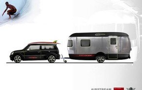 MINI Cooper S Clubman para surfers