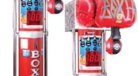 Boxer Arcade Machine. Juego de lujo