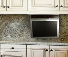 Luxurite Kitchen TV en tu cocina