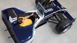 F1 Simulator. Carreras de lujo