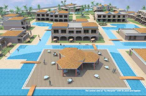 Hotel de lujo en grecia la marquise rhodes for Hoteles en portonovo con piscina