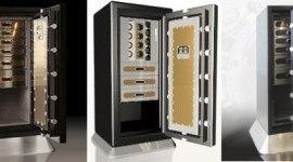 Cajas de seguridad Chronos Luxury.