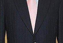 El traje más caro del mundo es un Alexander Amosu