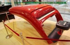 Piano de lujo Schimmel Pegasus Guoqin