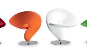 Colección moderna de sillas y sillones de lujo