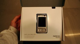 Nokia N95, móvil de lujo