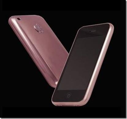 Stuart Hughes iPhone 3Gs