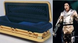 Cofre de 25.000 dólares para Michael Jackson