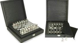 Ajedrez de lujo Torino Lamborghini Chess Set