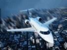 Viajar en avion de lujo