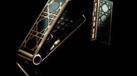 Nuevos celulares de lujo Christian Dior