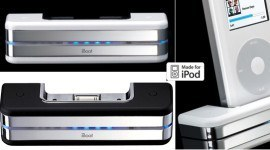 Dock de iPod para barcos iBoat