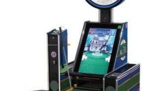 Video juego de golf | simulador