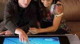 Mesa de cafe multimedia | Microsoft Surface