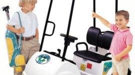 Golf Cart de lujo para niños