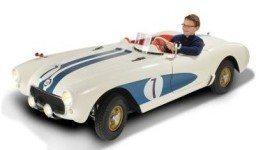 Regalo de lujo para niños | Corvette 1956 replica