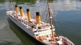 Titanic a control remoto de lujo