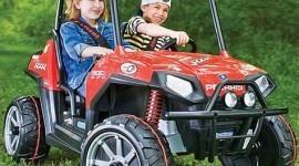 Auto para niños 4×4