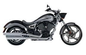 Motocicletas Victory Vegas edicion limitada