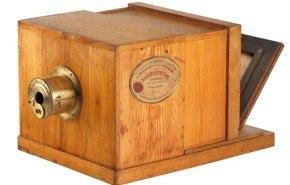 La cámara de fotos más cara y antigua