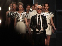 paris fashion week-karld lagerfeld