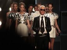 paris fashion week-karld lagerfeld