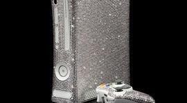 Xbox 360 con diamantes