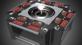 Ruleta de lujo LCD