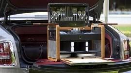 Picnic de lujo Rolls Royce
