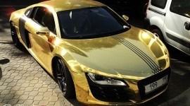 Audi de oro