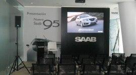 Saab 9 5, un lugar en el espacio