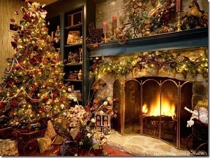 navidad de lujo