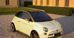 Fiat 500 de lujo