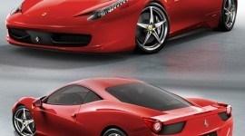 Ferrari 458, el coche del año