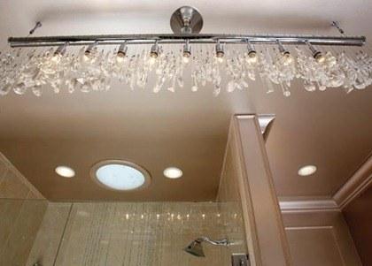 lampara baño
