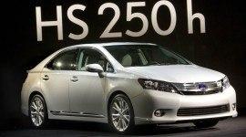 Lexus último híbrido