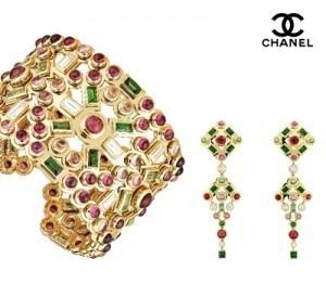 manchette-boucles-oreilles-persane-orient-chanel-joaillerie-2011-300x262